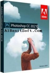 Adobe Photoshop 2020 v21.0.1.47 (x64) With Crack Free Download(AlBasitSoft.Com)
