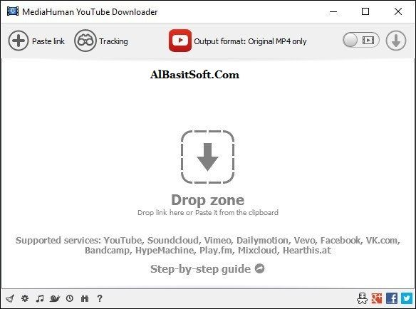 MediaHuman YouTube Downloader 3.9.9.26 (3110) With Crack(AlBasitSoft.Com)