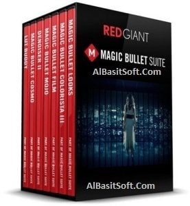 Red Giant Magic Bullet Suite 13.0.14 (x64) With Crack(AlBasitSoft.Com)