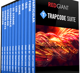 Red Giant Trapcode Suite 15.1.7 (x64) With Crack Free Download(AlBasitSoft.Com)