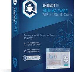 GridinSoft Anti-Malware 4.1.20.4654 With Crack Free Download(AlBasitSoft.Com)