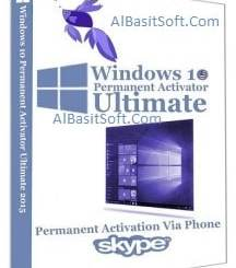 Windows 10 Permanent Activator Ultimate 2020 2.8 ! [Latest] Free Download(AlBasitSoft.Com)