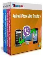Backuptrans Android iPhone Viber Transfer Plus 3.1.70 (x64) With Crack(AlBasitSoft.Com)