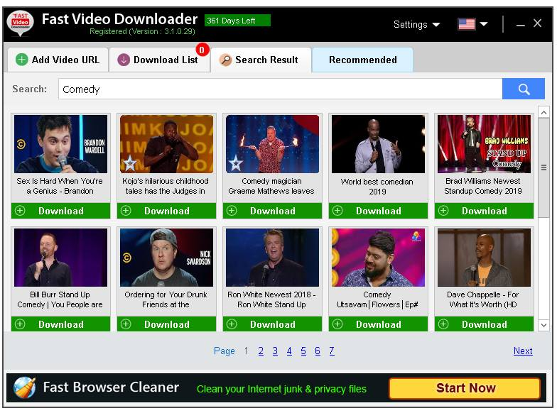Fast Video Downloader 4.0.0.6 With Crack Free Download