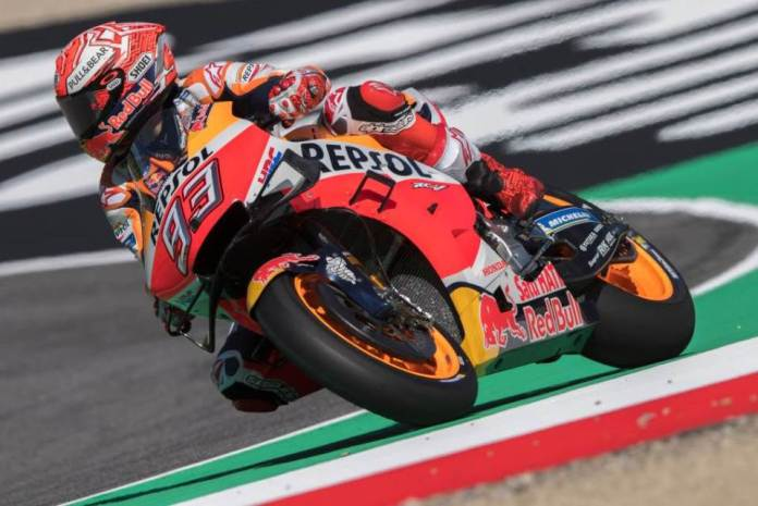 Marquez nuk ka të ndalur, triumfon në Çmimin e Madh të Çekisë
