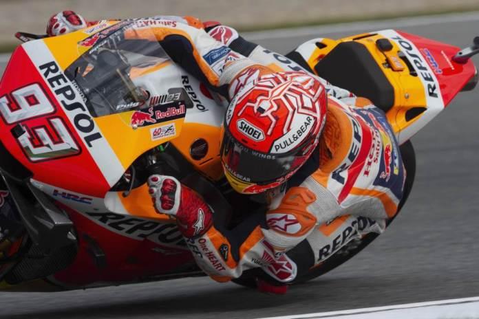 Marquez nuk ka të ndalur, siguron pole në Brno