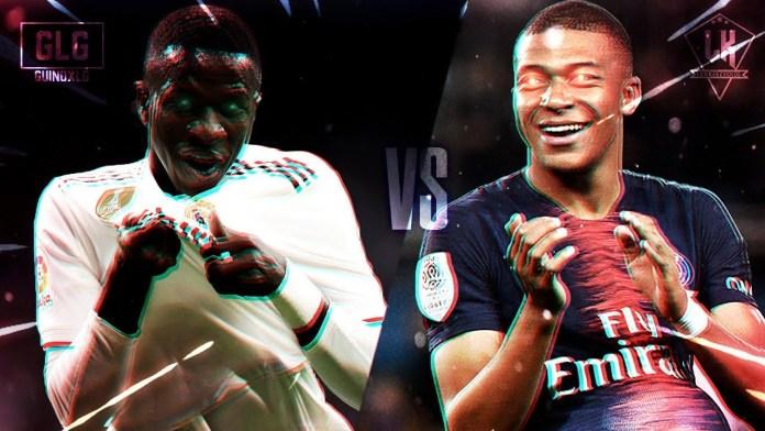 PSG e do Viniciusin për ta lejuar kalimin e Mbappes te Real Madridi