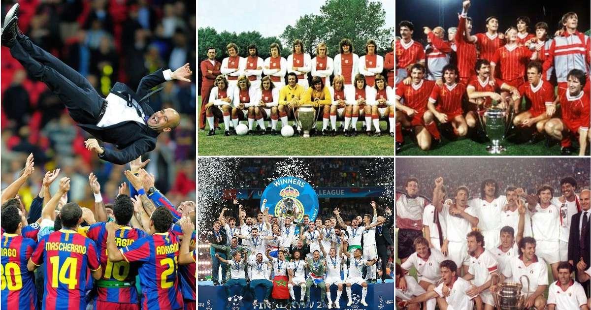Fansat kanë zgjedhur 10 skuadrat më të mira në historinë e futbollit  FOTO