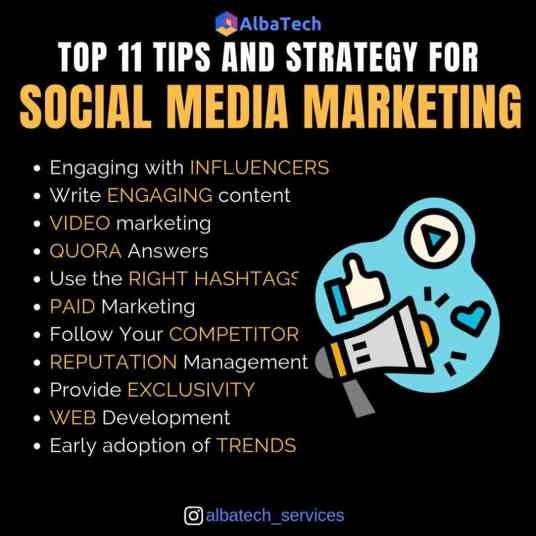 social media strategies for 2020