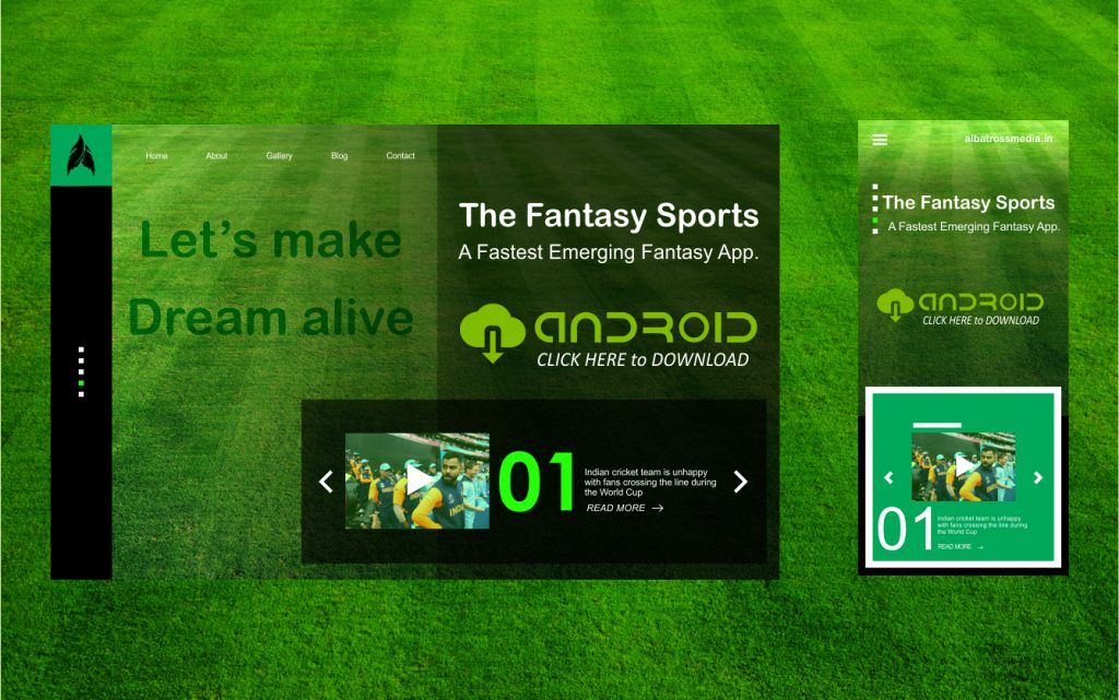 fantasy sports app in india