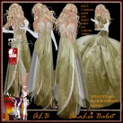 ALB MATA green 2 dresses