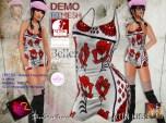ShuShu LATIN KISS dress Demo