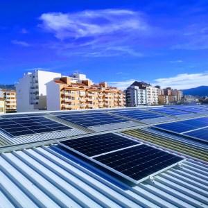 Fotovoltaica en centro comercial