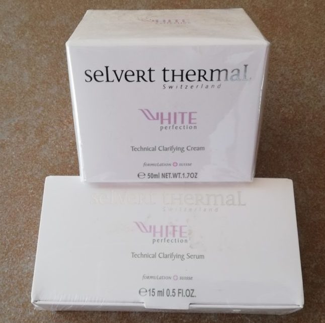 Selvert Thermal White Perfection (Tratamiento Blanqueador):