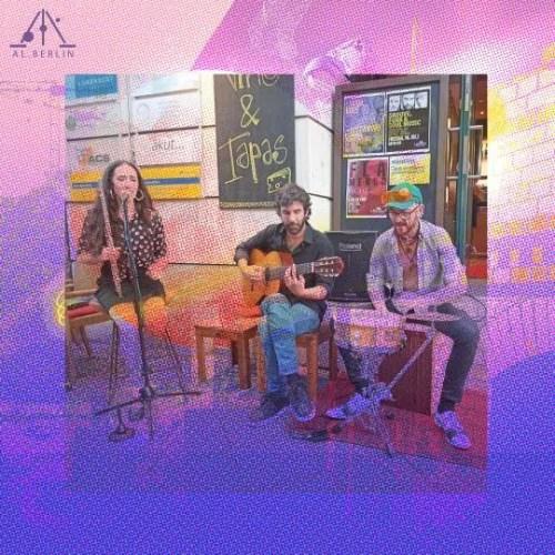 Azoleo Music Band Live on Sunday in AL Cafe Bar
