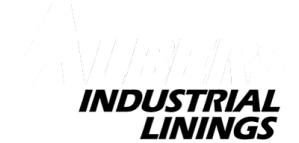 Albers Industrial Linings wordmark white