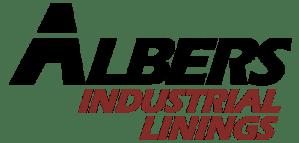 Albers Industrial Linings wordmark black