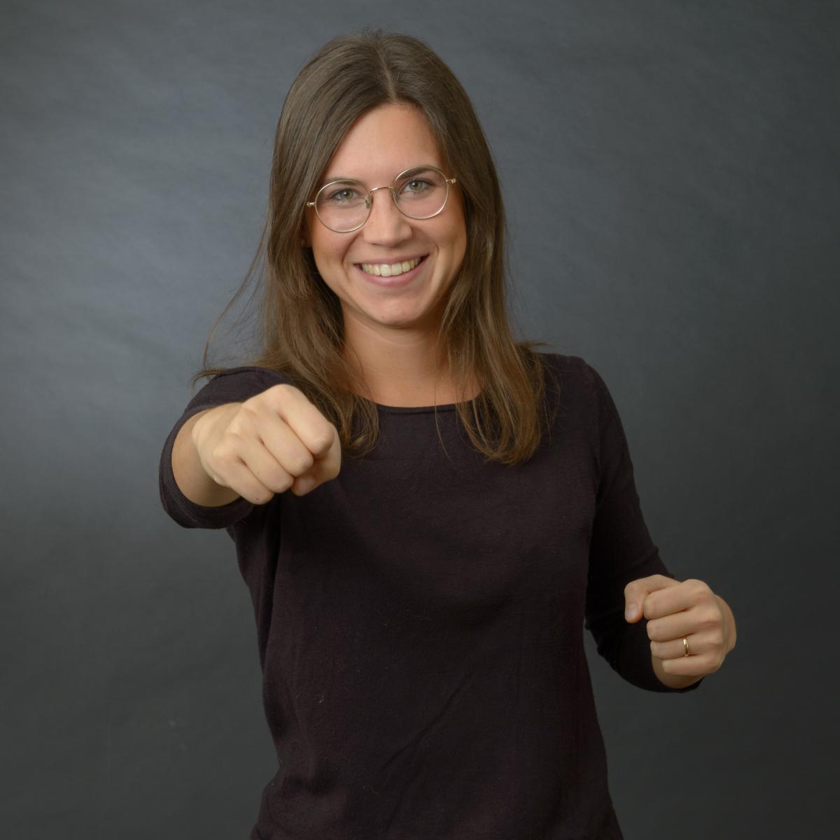 Katja Heinrich in den Stadtrat