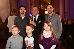 Roland Kaiser erhält Albert-Schweitzer-Preis 2016