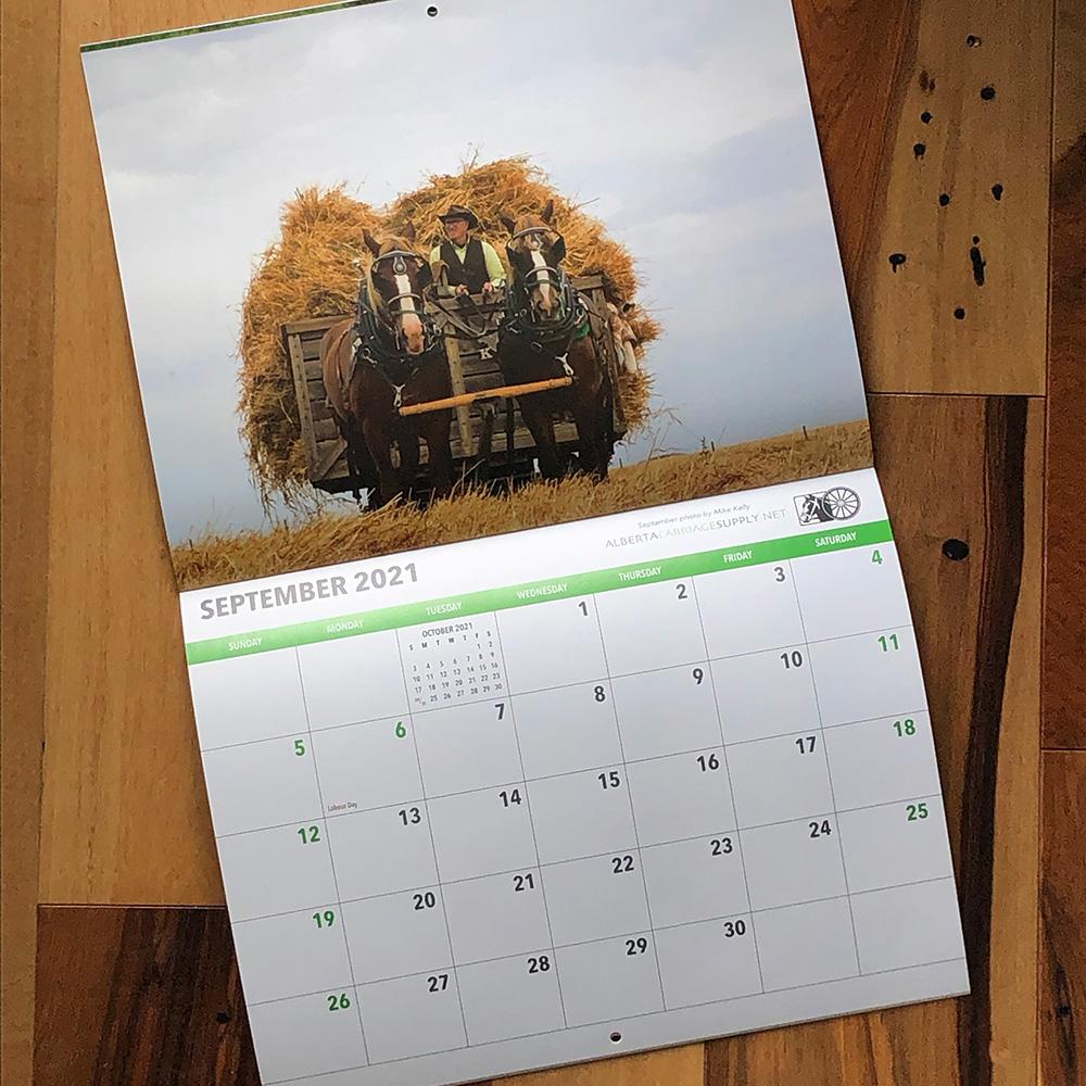ACS 2021 Wall Calendar