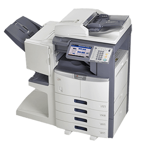 Business Multi-functionals, network printers, copiers