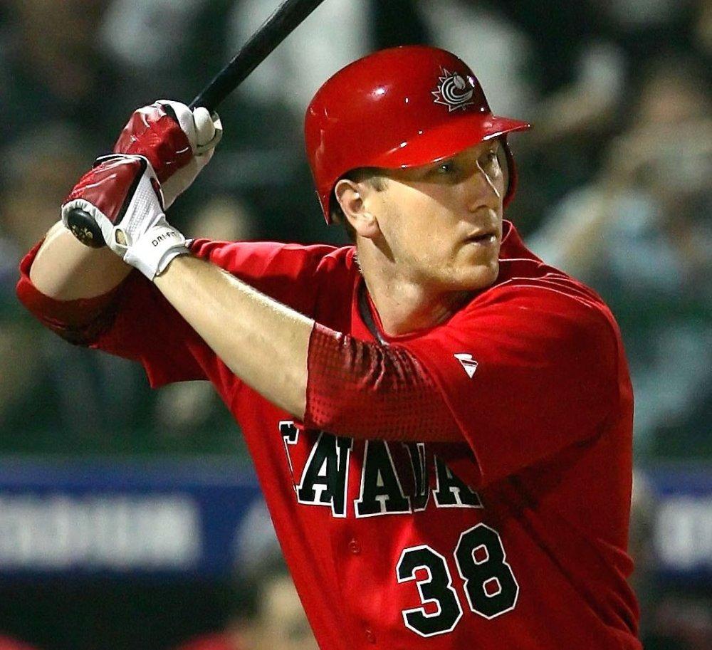 Jason Bay Baseball Canada