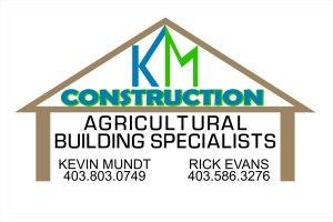 KM Construction olds alberta