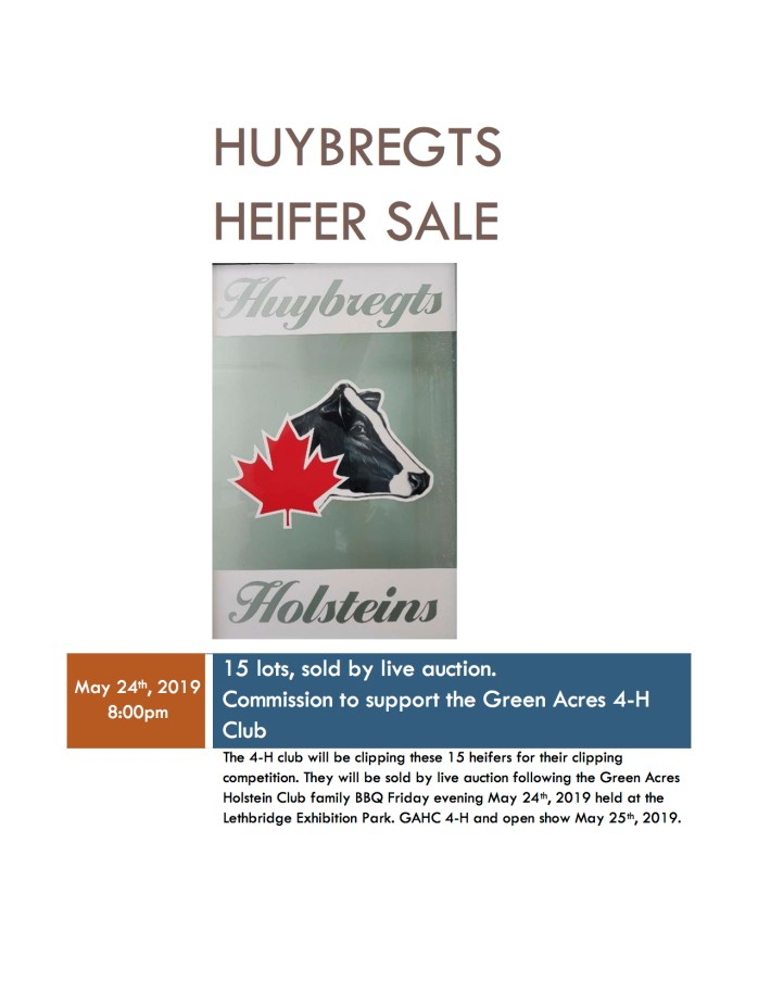 Huybregts catalog cover