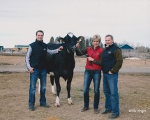 southern holstein club breeder of the year