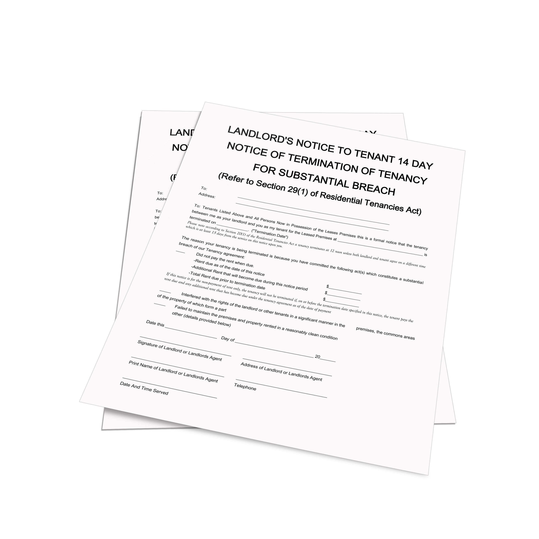 14 day eviction notice « Alberta Landlords Association