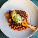 yellow door lamb shank