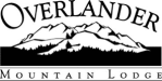 overlander mountain lodge logo