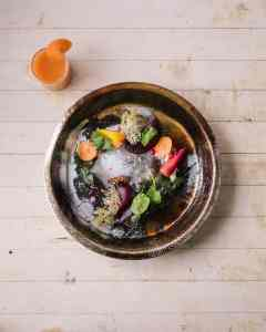 root vegetable dish from cook it raw
