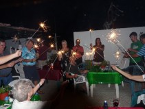 Sparklers for all