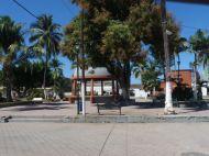 Town square La Penita