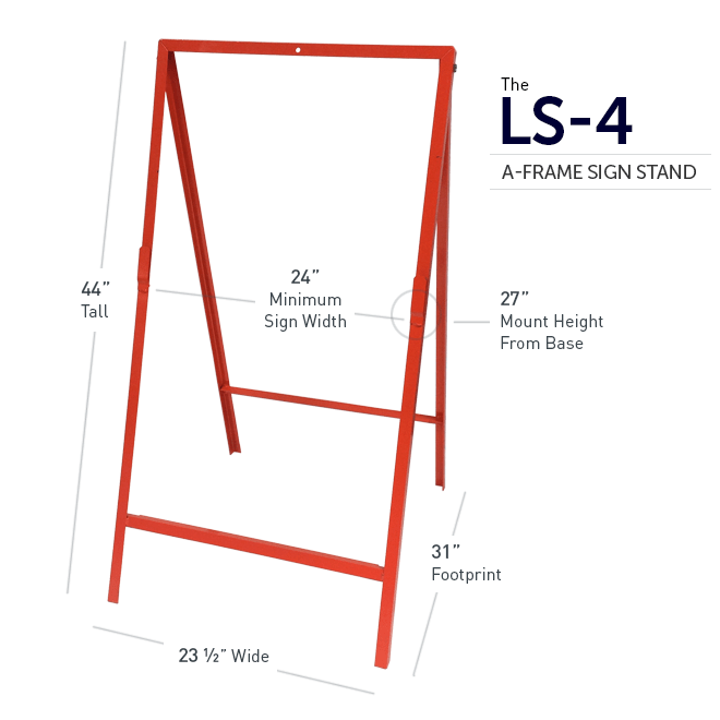 a frame stand