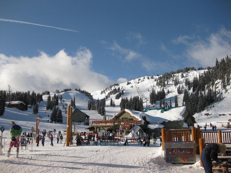 Top 5 Ski Resorts in Alberta