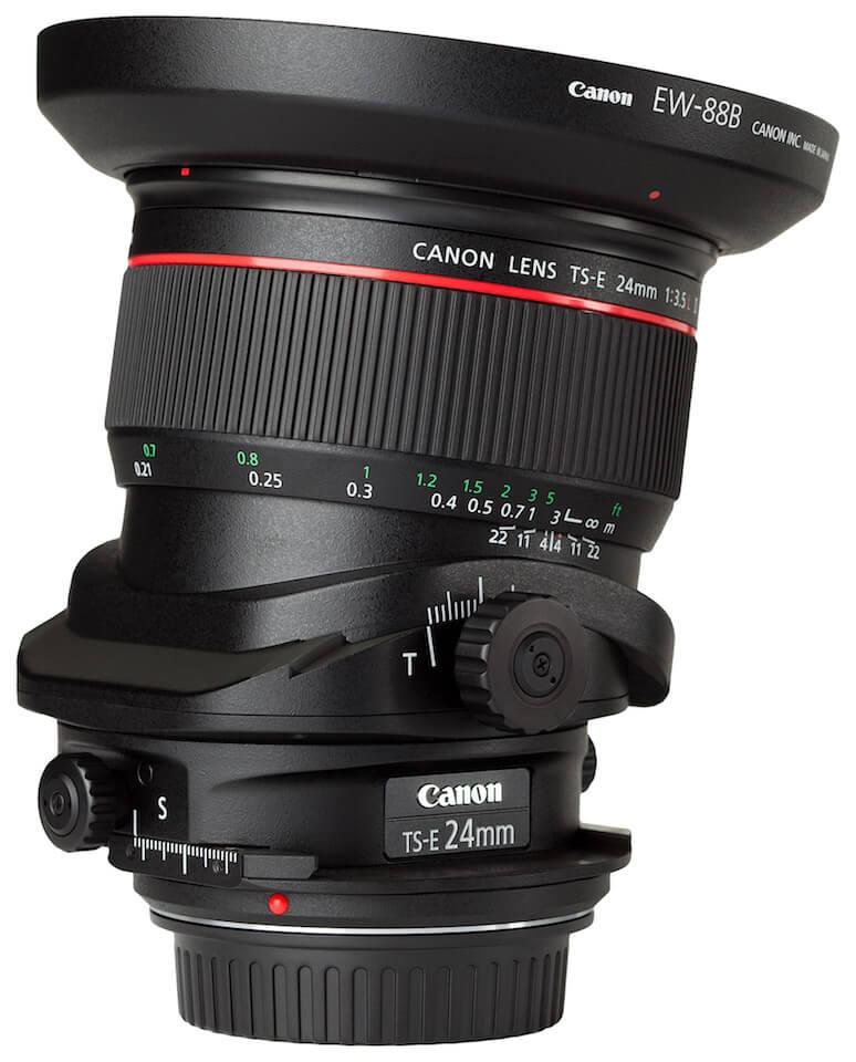 Canon TS-E 24mm f3.5L II