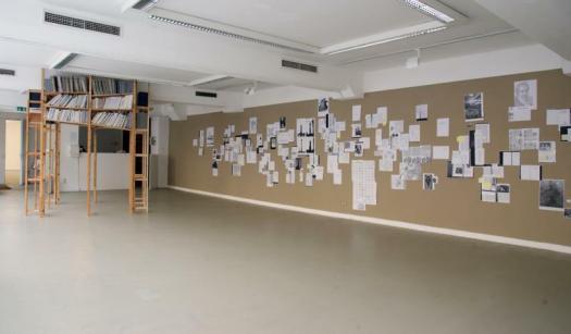 Albert Coers: Biblioteca Giardino Zoologico (2012) (links), ENCYCLOPEDIALEXANDRINA