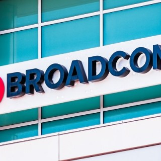 broadcom, apple