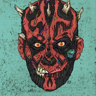 Undead Darth Maul