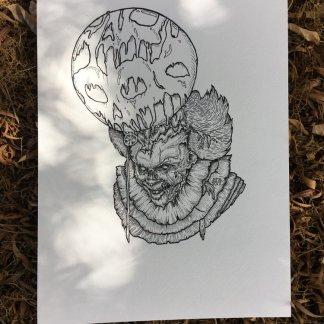It's-Undead-Original-Illustration
