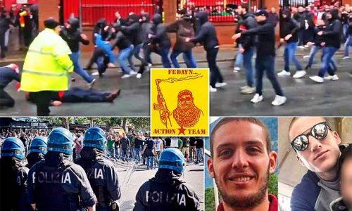 Alberto Testa , Far-Right, extremism, terrorism