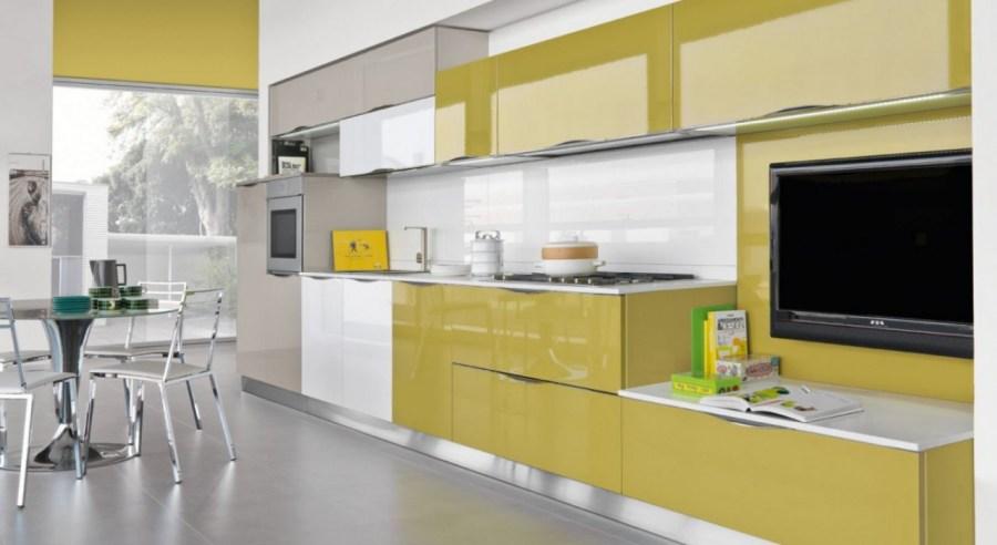 Rinnovo cucine cambia solo le ante della tua cucina - Verniciare ante cucina laminato ...