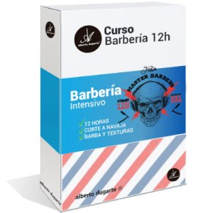 Curso Barbería Madrid