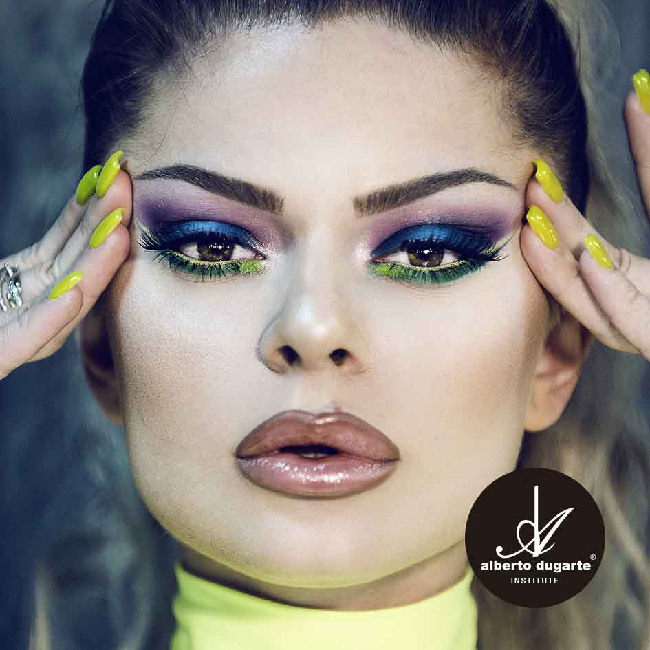 Curso maquillaje madrid examen (13 de 34)