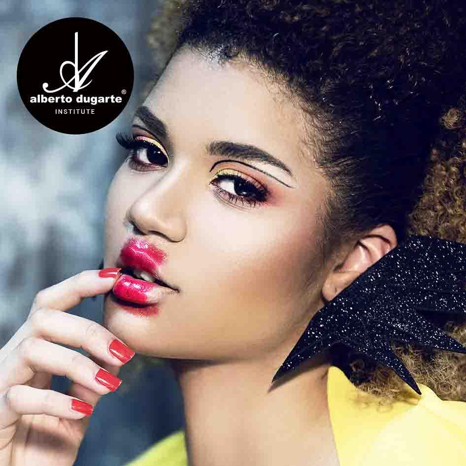 Curso maquillaje madrid examen (7 de 34)