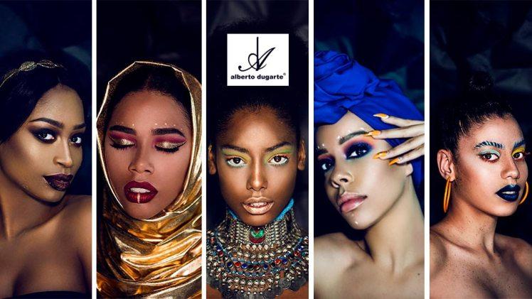 Maquillaje-Profesional-Alumnos-de-Escuela-de-Maquillaje-Profesional-Alberto-Dugarte-Institute