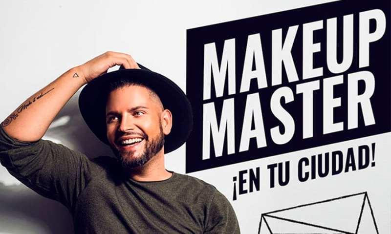 Gira Masterclass Maquillaje y trabajos: Telecinco, A3, TVE y Más