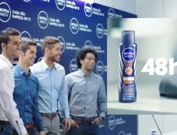 NIVEA MEN - STRESS PROTECT